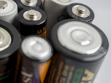 何 ゴミ 乾電池